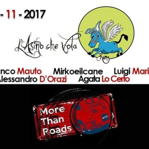 EVENTI: More than Roads @ l'Asino che volta – 21/11/2017 [RM]