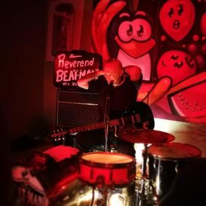 LIVE REPORT: REVEREND BEAT MAN @ GHEPENSIMI [MI] – 17/12/17