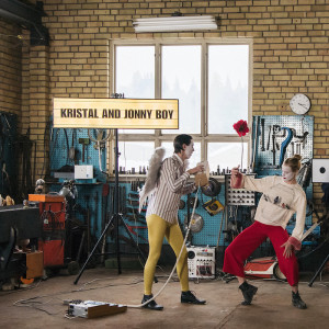 NUOVE USCITE:  Kristal and Jonny Boy- It's My Heart (NUOVO DISCO + TOUR ITALIANO)