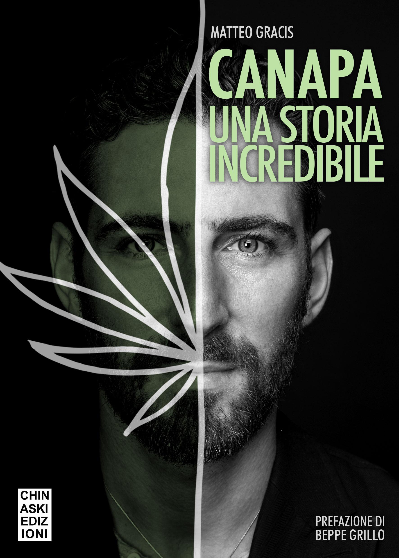 cover Canapa una storia incredibile